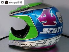 This is a pretty sick Dogger replica JT Racing ALS-2