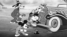 12 Days of the Big Three: Mickey's Service Station