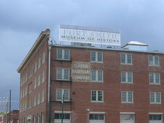 Fort Smith Museum on the National Register of Historical Places by ryansturmer, via Flickr
