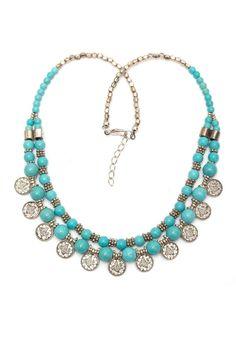 Turkuaz Tuğra Kolye - Doğal Taş Kolye Diy Jewelry Necklace, Pendant Jewelry, Beaded Necklace, Necklaces, Stone Bracelet, Stone Necklace, Jewelry Model, Diy Schmuck, Bijoux Diy