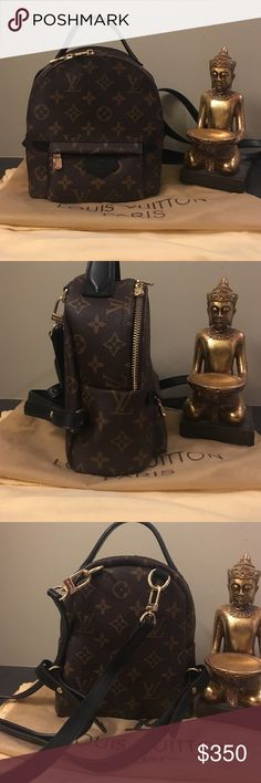 Mini Back Pack Brown Mini Back Pack LV  Bags Backpacks