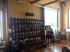 Wisconsin - Mequon : Spice and Tea Exchange, Purveyors of fine Spices, Herbs, Teas, & Accessories