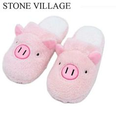 Little Twin Stars Unicorn horn pink indoor slippers shoes shoe slipper one pair