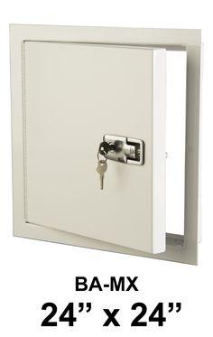 """24"""" x 24"""" Exterior Door - Best Access Doors"""