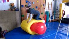 Loads of video clips all showing great sensory based activities for kids
