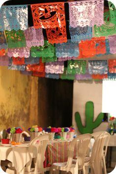 Festa mexicana – Dona das coisinhas