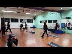 LOCALIZADA - Instructor Claudio Bill- Gym Alternativa- Liniers-Argentina