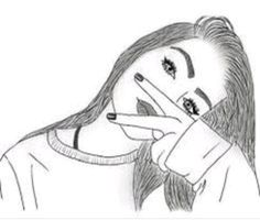 Cele Mai Bune 57 Imagini Din Fete Desene Desene în Creion