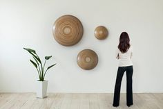 Wall Buttons by Arbutus+Denman