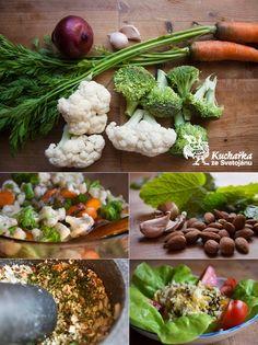 Kuchařka ze Svatojánu: RÝŽE PEČENÁ SE ZELENINOU Cabbage, Vegetables, Cooking, Food, Diet, Kitchen, Essen, Cabbages, Vegetable Recipes