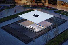 The Ten most beautiful Apple Stores in the world | ik ben ijsthee blog