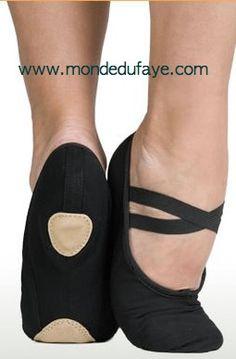 Dance Soft Shoes. 40003Black, In Stock. $7.50 #Mondedufaye