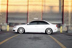 2008 Audi A4 (B7) Tuned by ADV.1