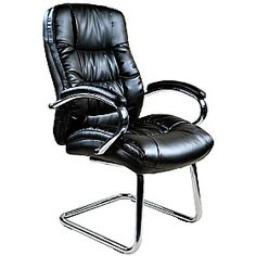 Loughborough Leather Faced Manager Black Read more Chairs and