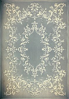 Vintage Lacy Background