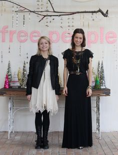 NYE outfit inspiration. http://blog.freepeople.com/2012/12/brits-usa-nye-styling/#