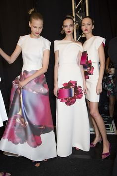 74 Best backstage moments images   Fashion show, Couture, High fashion beb851683d