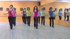 Something In The Water - Line Dance (Dance & Teach in English & 中文)