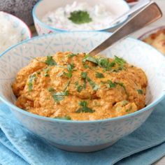 » UKEMENY 8/2017 – VINTERFERIEMENYEN Chicken Tikka Masala, Guacamole, Risotto, Potato Salad, Macaroni And Cheese, Nom Nom, Curry, Food Porn, Dinner Recipes