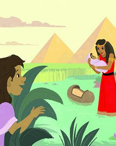 God Protected Baby Moses