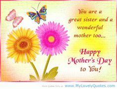 mother's day saying for sisters | Mother trust quotes on mothers day