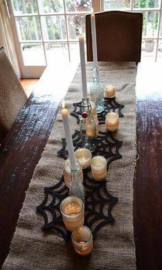 60 Spooky Halloween Lighting & Candles Decoration Ideas
