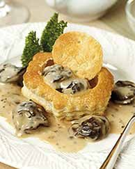 Escargot and Morels in Cognac Cream « New Recipes For Life
