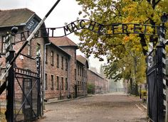 Auschwitz, Poland, October, 2016 ESLVentures.com