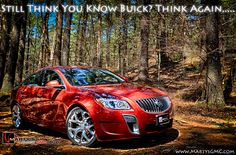 2013 Buick Regal GS!
