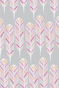 Feather Pattern by Liz Smith (Elle Jane Designs)