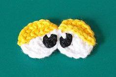 Mesmerizing Crochet an Amigurumi Rabbit Ideas. Lovely Crochet an Amigurumi Rabbit Ideas. Crochet Eyes, Crochet Amigurumi, Knit Or Crochet, Crochet Motif, Crochet For Kids, Crochet Crafts, Crochet Dolls, Crochet Flowers, Crochet Projects