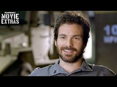 Transformers: The Last Knight | On-set visit with Santiago Cabrera 'Santos' - YouTube