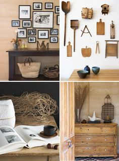 interiors with wooden furniture & accessories | THE STYLE FILES
