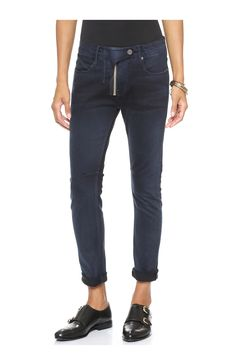 RtA Boyfriend Holster Jeans, $275, available at Shopbop.