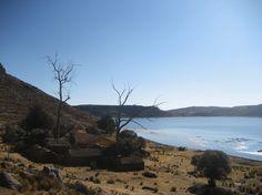 El lago Umayo, se encuentra junto a la chullpas de Sillustani, ubicadas a mitad de camino entre Puno y Juliaca.