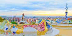 Cheap Hotel in Barcelona - Cheap Hotels in Barcelona . Chicago Snow, Parc Guell, Barcelona Hotels, Spain Holidays, Excursion, Antoni Gaudi, Cheap Hotels, Most Beautiful Cities, Learning Spanish