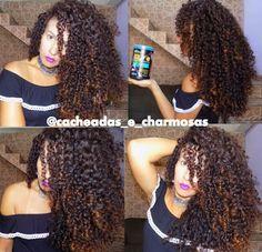 BELEZA EM AÇÃO: Santo Black Poderoso para tratar cabelos ressecado...