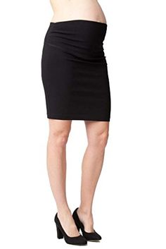 d30de814dc16d Ripe Suzie Maternity Career Mini Skirt Black Small -- Learn more by  visiting the image