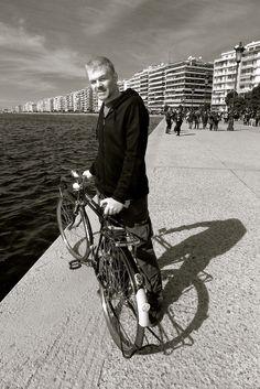 Ο Κυριάκος Αθανασιάδης μας μιλά για ποδήλατο!