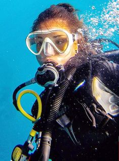 Women's Diving, Diving Suit, Swimming Diving, Scuba Girl, Womens Wetsuit, Snorkeling, Underwater, Skiing, Photo And Video
