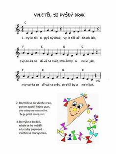 Petra Kolbova's media content and analytics Music Do, Music For Kids, Kids Songs, Kindergarten, Music School, Pre School, Music Notes, Preschool Activities, Kids And Parenting
