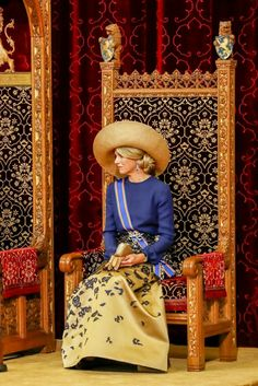 g Willem - Alexander and Queen Maxima, Princess Laurentien and Prince Constantijn of The Netherlands attend the opening of the Prince's Day 2016 (Prinsjesdag) at the Binnenhof in The Hague on September 20, 2016. Prince's Day (Prinsjesdag ) is the day on which the reigning monarch of the Netherlands addresses a joint session of the Dutch Senate and House of Representatives in the Ridderzaal or Hall of Knights in The Hague