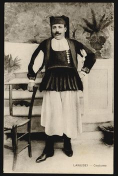 cartolina LANUSEI costume | eBay