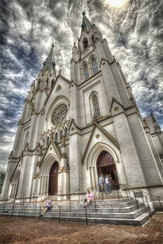 """Church"" captured by Gagan Dhiman High Dynamic Range (HDR) Photography"