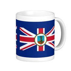 Montserratian flag Mug