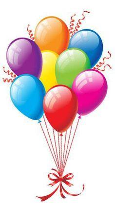 pastel polka dots just for fun balloon bouquet 13 balloons rh pinterest com Peanuts Birthday Clip Art Work Party Clip Art