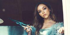 Imagem de beautiful, gun, and jade thirlwall