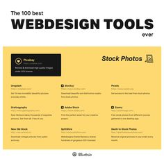 Here at illustrio.com, we love design, we love tools and we love to share. So it was only natural that we created a curated list of 100…
