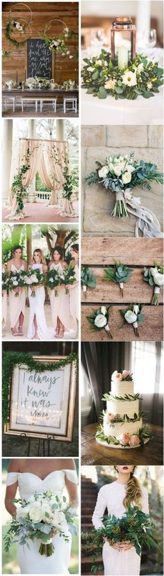Home » Spring Weddings » 2017 Spring Wedding Color and Ideas » Greenery wedding color ideas 2017 Find your inspiration at www.pinterest.com/laurenweds/wedding-decor #WeddingIdeasGreen
