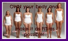 Body images are NOT created equal!